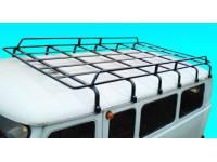 Багажник на УАЗ 452 Стандарт усиленный (12 опор)