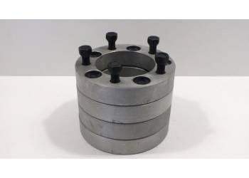 Расширитель колеи (ступичные проставки) УАЗ (5*139,7) 35 мм (дюраль) 1 штука